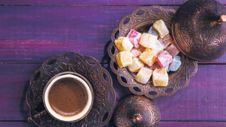 Bir yudum kahve, bir lokma  lokum