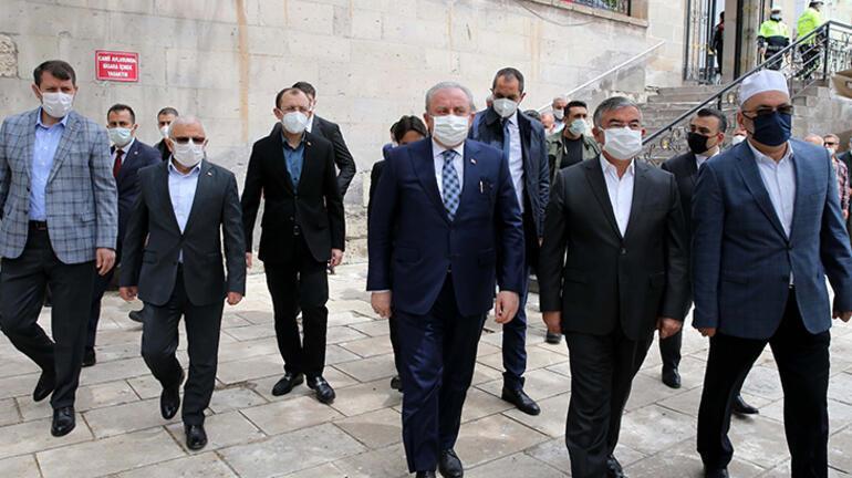 TBMM Başkanı Şentoptan İsraile tepki: Devlet terörüdür