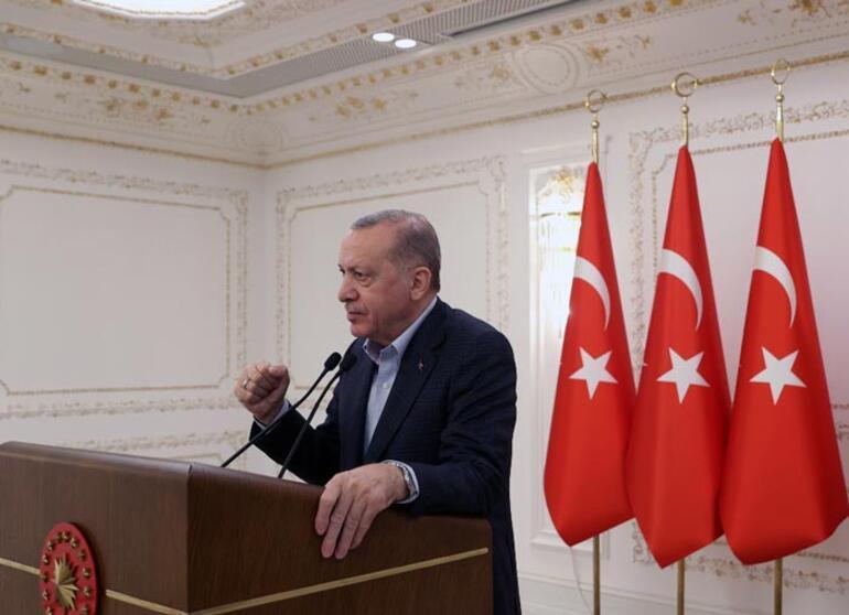 Son dakika Cumhurbaşkanı Erdoğandan net mesaj: Kandili çökerteceğiz