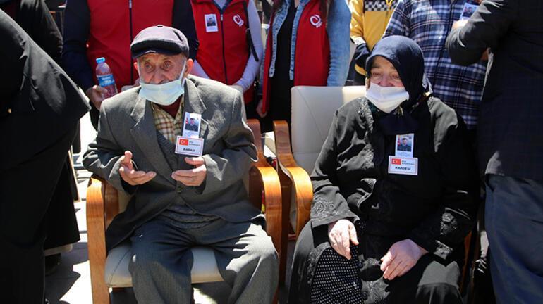Şehit Piyade Uzman Çavuş Murat Nar son yolculuğuna uğurlandı