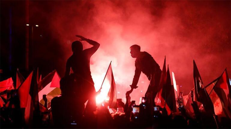 İsrailin Mescid-i Aksa saldırıları İstanbulda protesto edildi