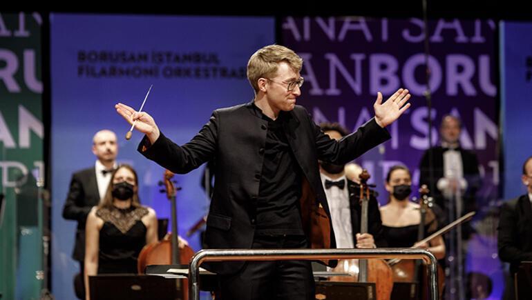 Patrick Hahn: Türkiyede müziğe olan yüksek ilgi beni çok mutlu ediyor