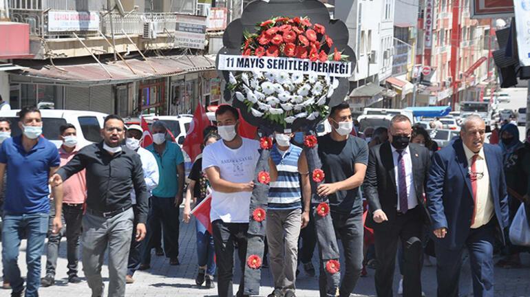 Reyhanlı katliamında hayatını kaybedenler anıldı
