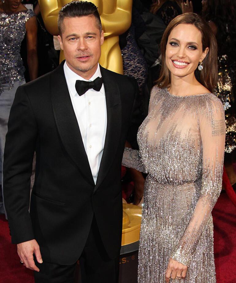 Angelina Jolie: Elimde uzun bir sevgili adayları listesi var