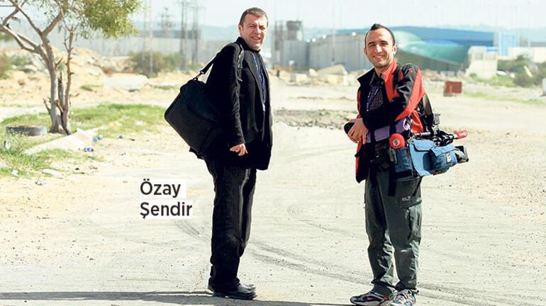 İsrail operasyonu sırasında Gazze'de olmak