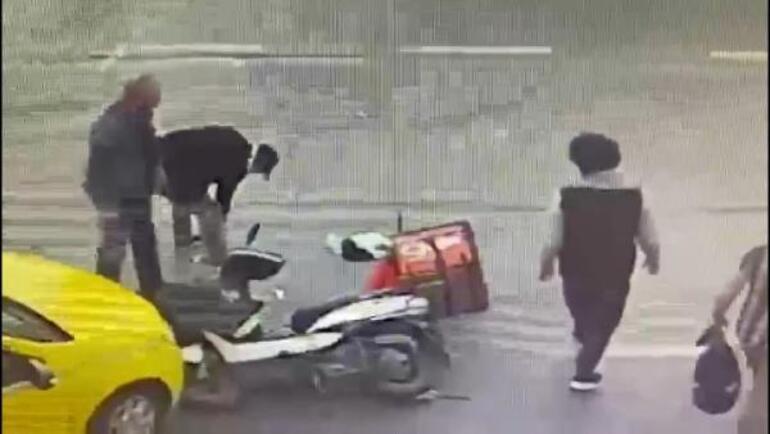 İstanbulda vicdansızlığın görüntüsü