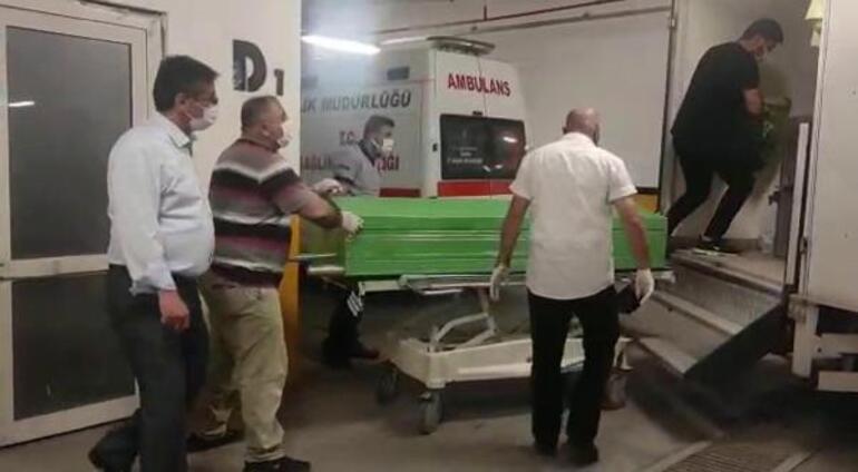 Koronavirüsten ölen Prof. Dr. Zeynalovun cenazesi, Nahçıvana gönderildi