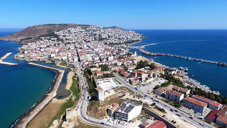 Mutlu kent Sinop yaz sezonuna hazırlanıyor