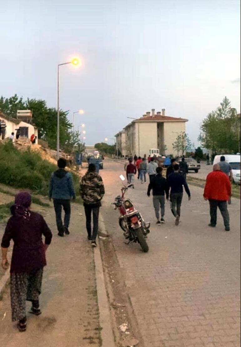 Bir il karıştı Pompalı tüfekli çatışma: 2 yaralı, 7 gözaltı