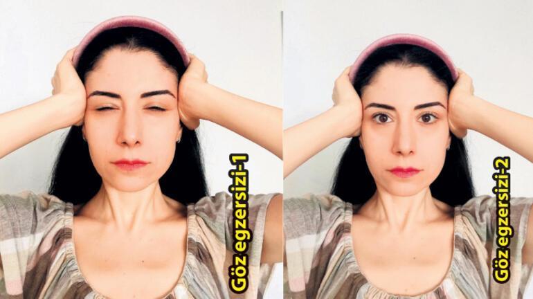 Yüz yogası için 3 adım