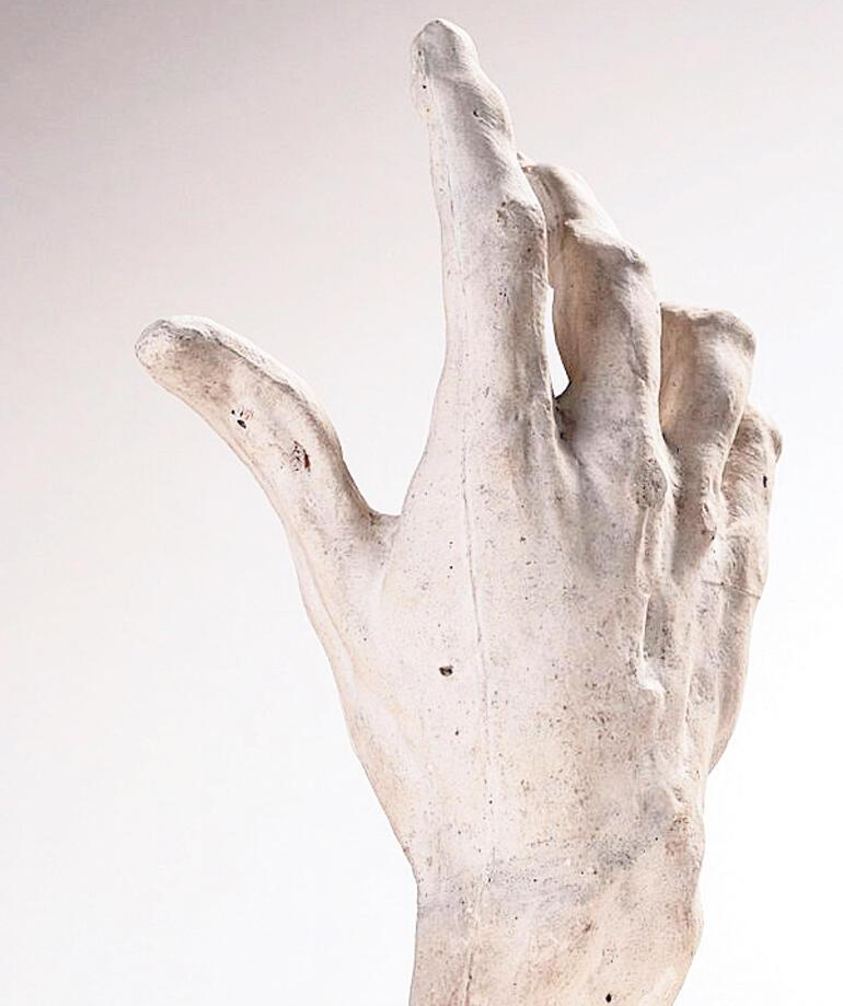 Rodin ile yontulmuş drama