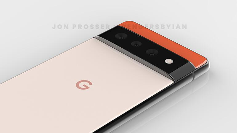 Google Pixel 6 serisinin tasarımı sızdırıldı İşte detaylar