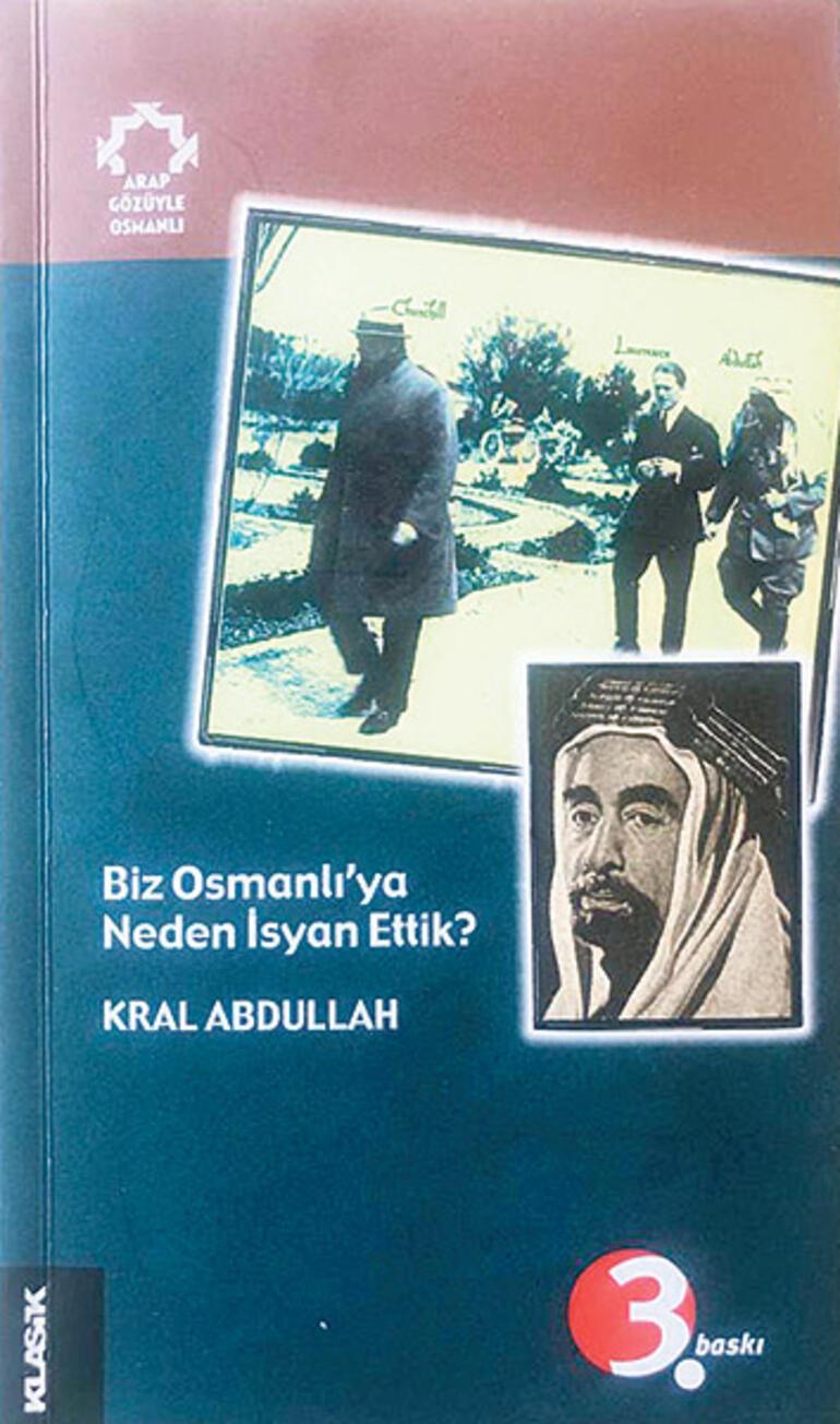 BİZ OSMANLI'YA NEDEN İSYAN ETTİK