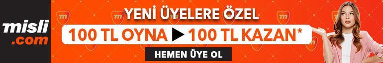 Adem Büyük Galatasaraya 3.kez gol attı