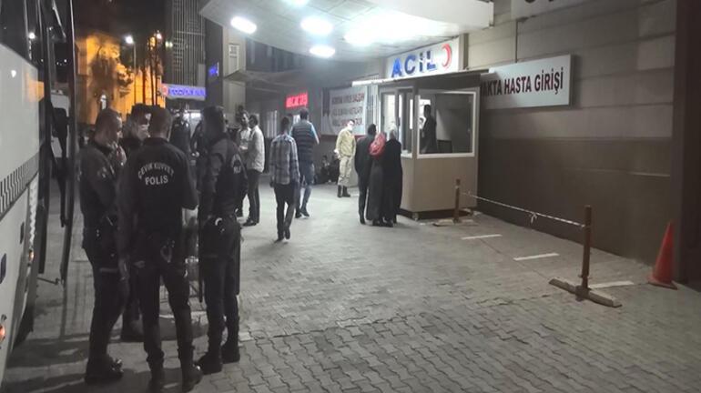 Husumetliler sokakta karşılaştı... Sonrası korkunç