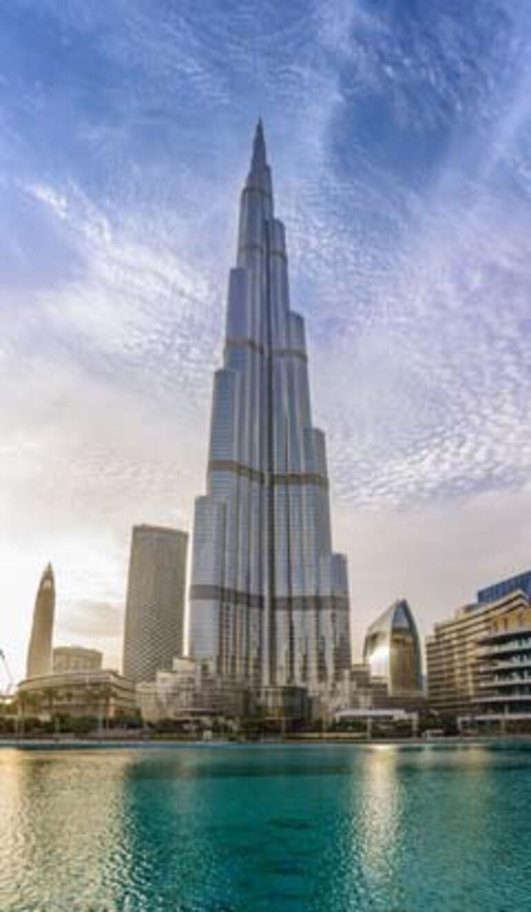 Dünyanın en yüksek 5 gökdeleni