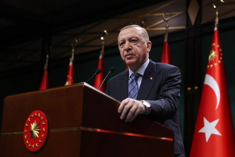 Son dakika: Cumhurbaşkanı Erdoğan müjdeleri peş peşe açıkladı: Mayıs ayı sonuna kadar sürecek