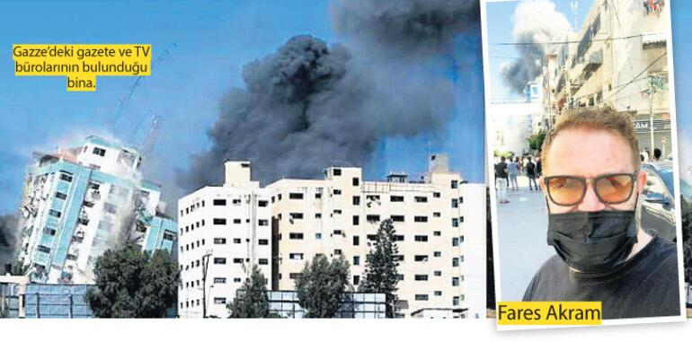 Gazze'de gazeteci olmak