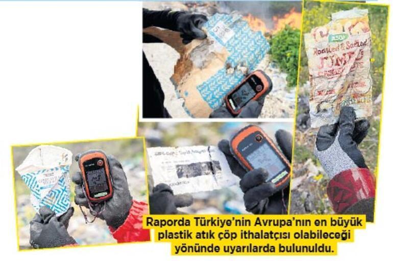 Plastik atığa Adana'da imha