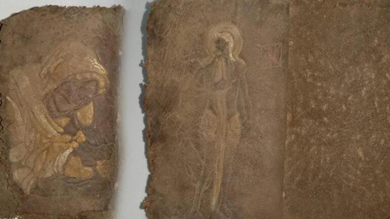 Kırıkkalede ceylan derisi üzerine Aramice yazılmış tarihi İncil ele geçirildi