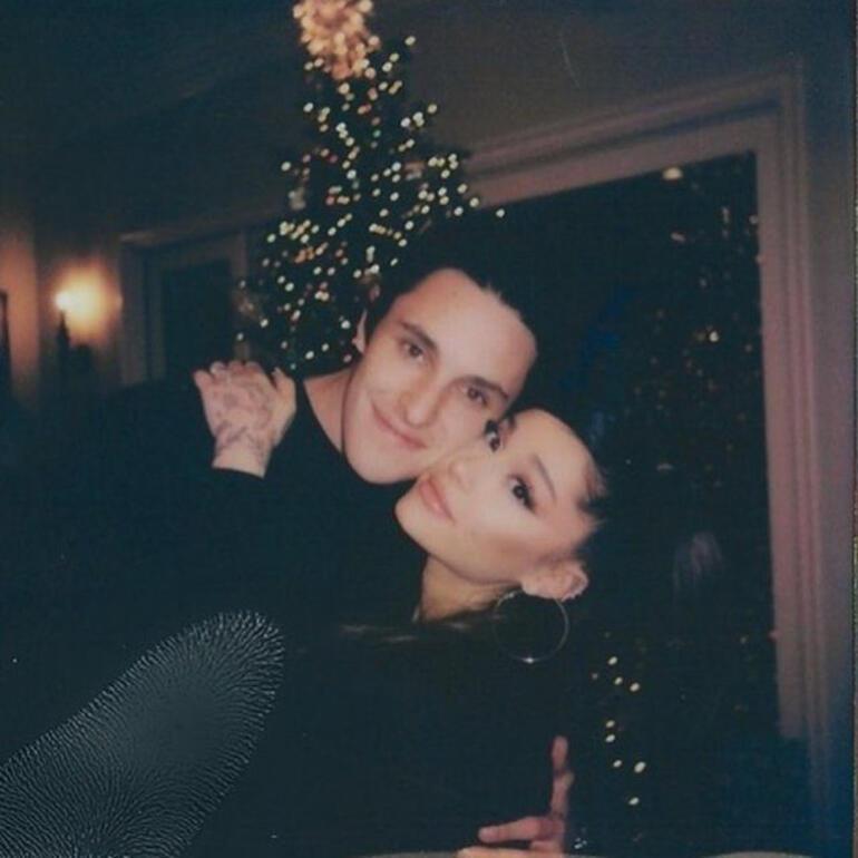Ariana Grande ile Dalton Gomez gizlice evlendi