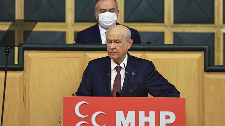 Son dakika... MHP lideri Bahçeliden önemli açıklamalar