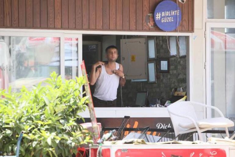 Antalyada sıcak saatler Özel harekat bölgede