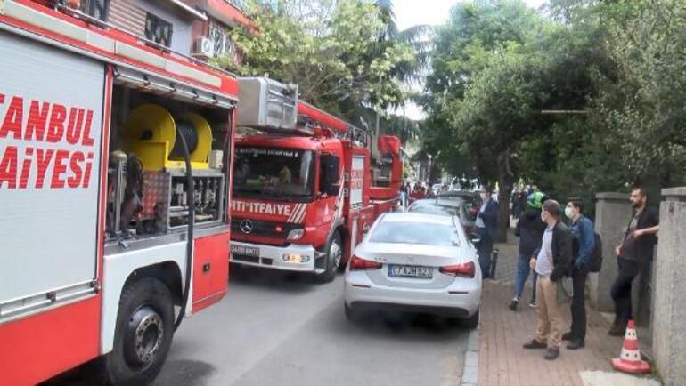 Son dakika: İstanbulda büyük korku Ağlayarak izlediler