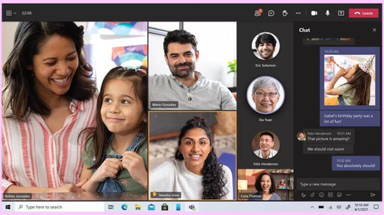 Microsoft Teams yeni özellikler kazanıyor