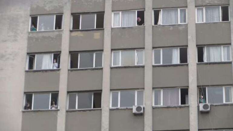 Son dakika... Çapadaki İstanbul Tıp Fakültesinde yangın