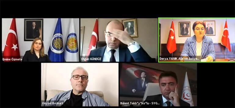 Bakan Yanık: Dünya susabilir ama Türkiye susmayacak