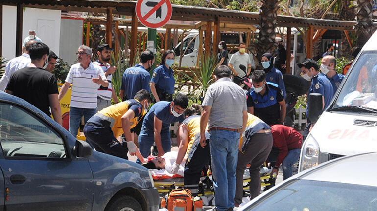 İzmirde vahşet Annesini yaraladı, engel olmaya çalışan 2 kişiyi öldürdü