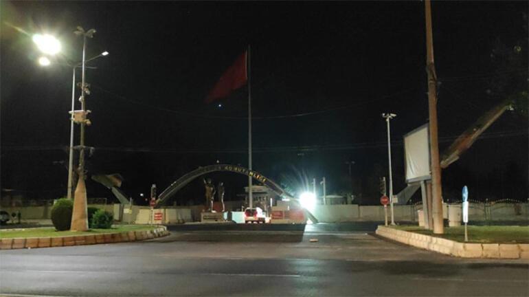 Son dakika: Diyarbakır 8. Ana Jet Üssüne saldırı girişimi Bakan Soylu ve Valilikten son dakika açıklaması
