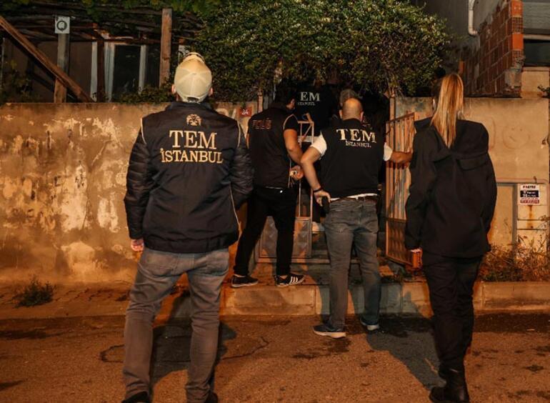 Son dakika İstanbulda operasyon: Gözaltılar var
