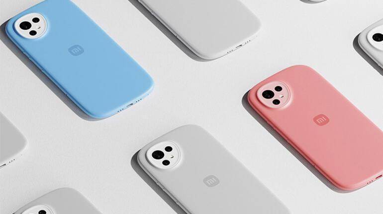 Xiaomi için geliştirilen etkileyici akıllı telefon konsepti