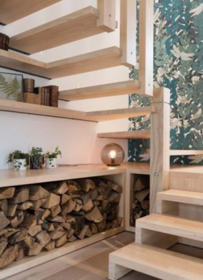 Merdiven altlarını nasıl değerlendirebilirsiniz