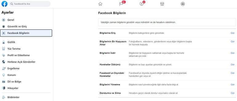 Facebook Dondurma ve Silme 2021: Facebook Hesap Dondurma ve Silme Linki