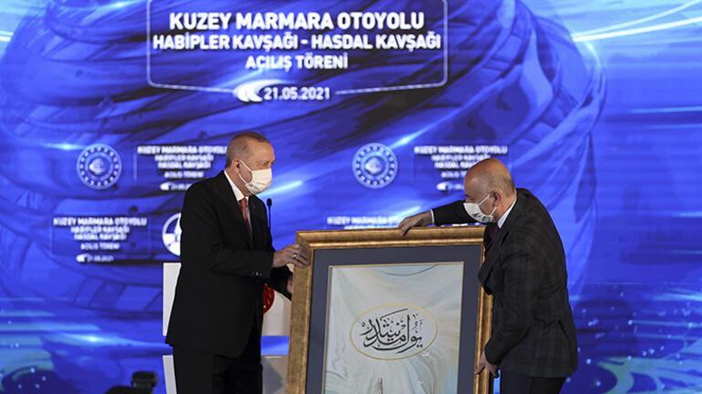Son dakika haberler: Cumhurbaşkanı Erdoğan, yakında deyip açıkladı Meclise sunuyoruz
