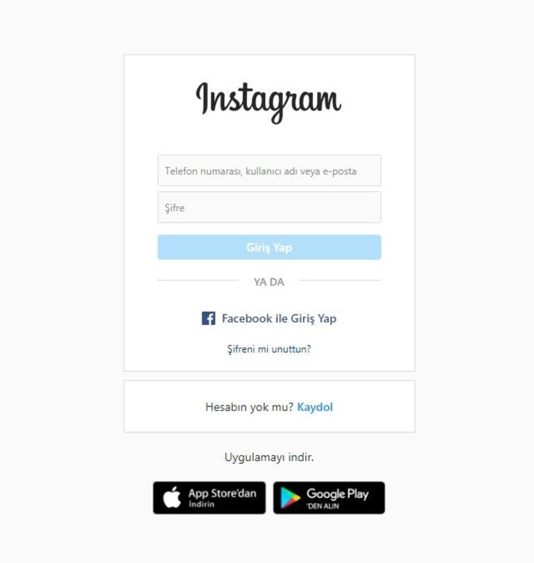 Instagram Giriş Linki: Instagram Giriş Nasıl Yapılır