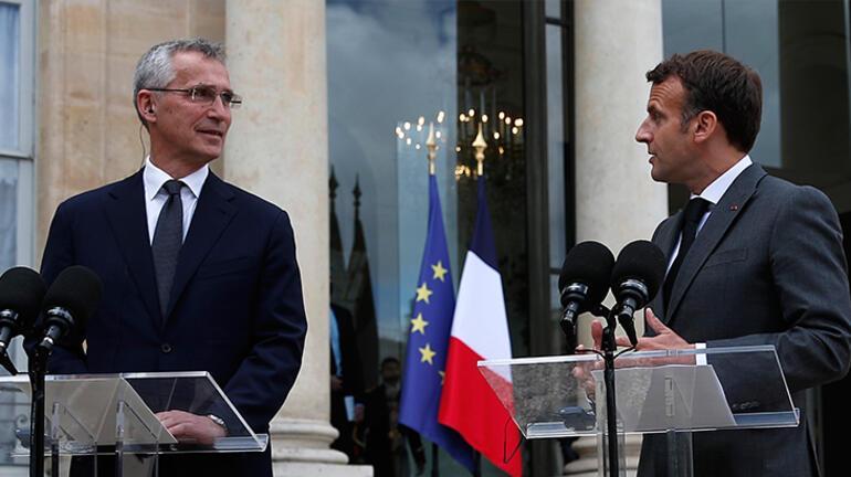 NATO: Rusyaya karşı tetikteyiz