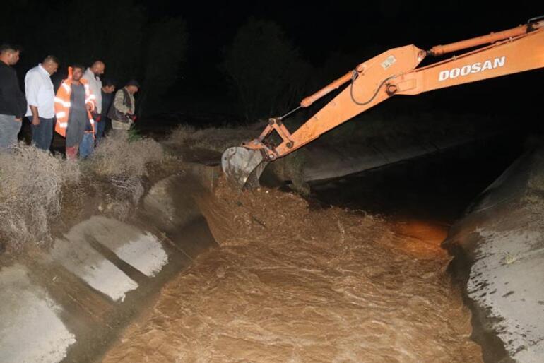 Türkiye-Nahçıvan kara yolu kapandı Doğal felaket