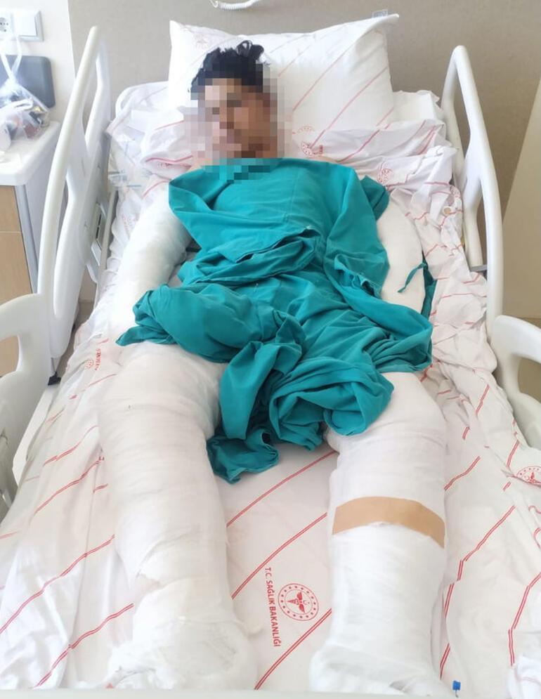 Konyada dehşet 15 yaşındaki çocuğu kaçırıp işkence ettiler