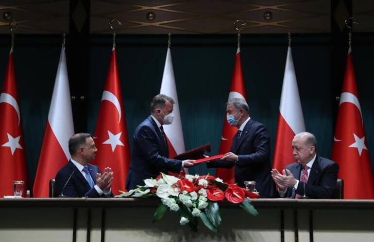 Son dakika: Erdoğan tarihte ilk kez diyerek duyurdu: NATO ve AB ülkesine sattık