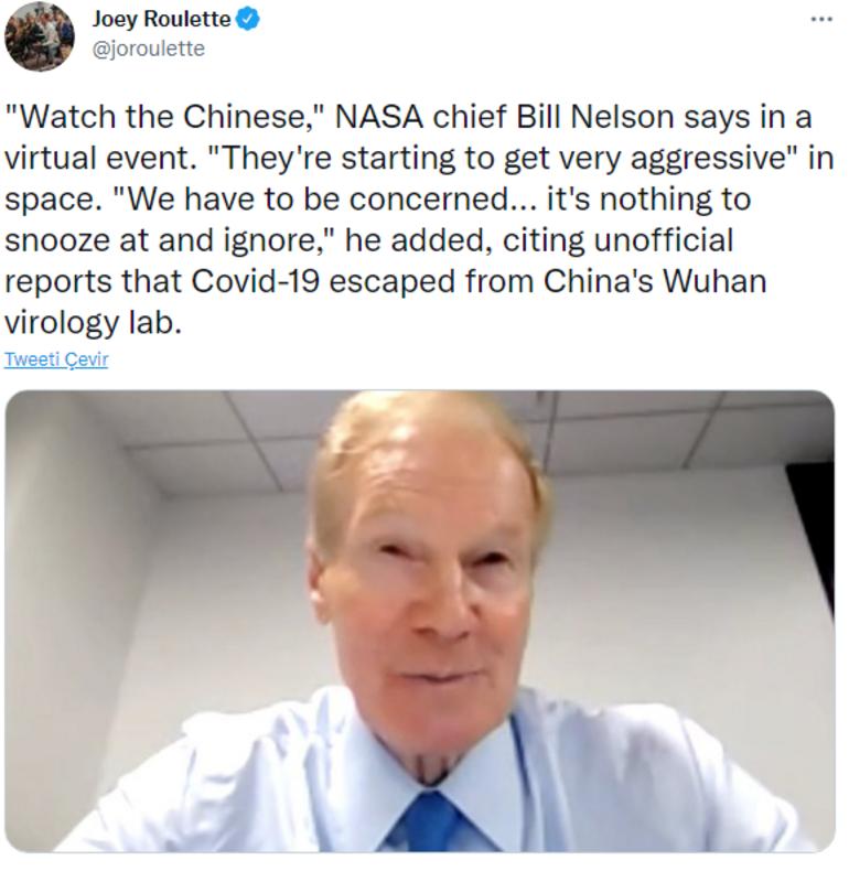 NASAdan flaş açıklama: Endişelenmemiz lazım