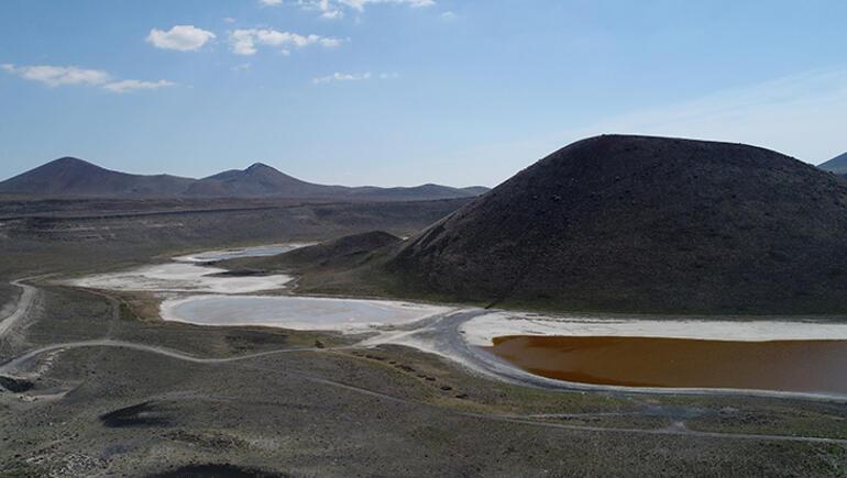 Dünyanın nazar boncuğu Meke Gölü yeniden hayat bulacak