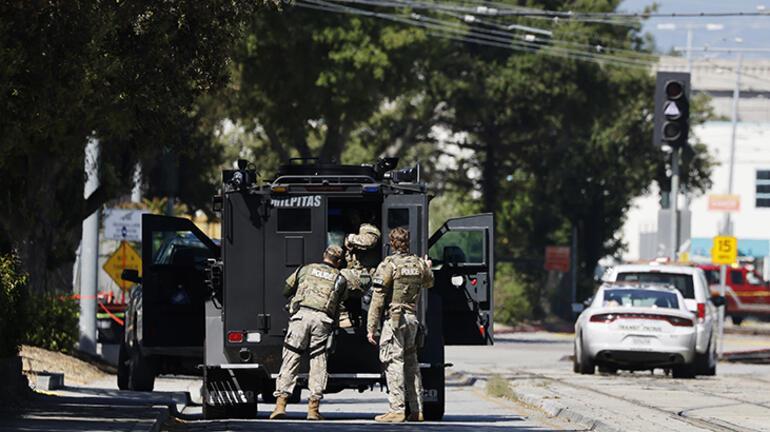 Son dakika:  ABDde silahlı saldırı Çok sayıda ölü ve yaralı var