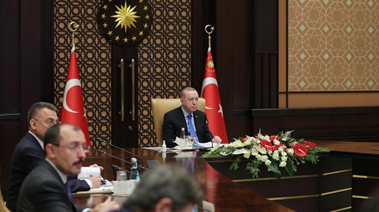 Son dakika: Cumhurbaşkanı Erdoğan haziran ayını işaret ederek duyurdu