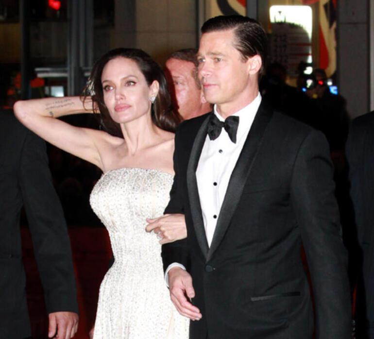 Brad Pitt-Angelina Jolie arasındaki velayet davasında karar çıktı