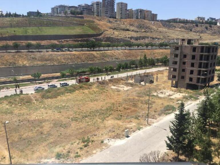6 katlı binanın çatısından atlayan İrem, öldü