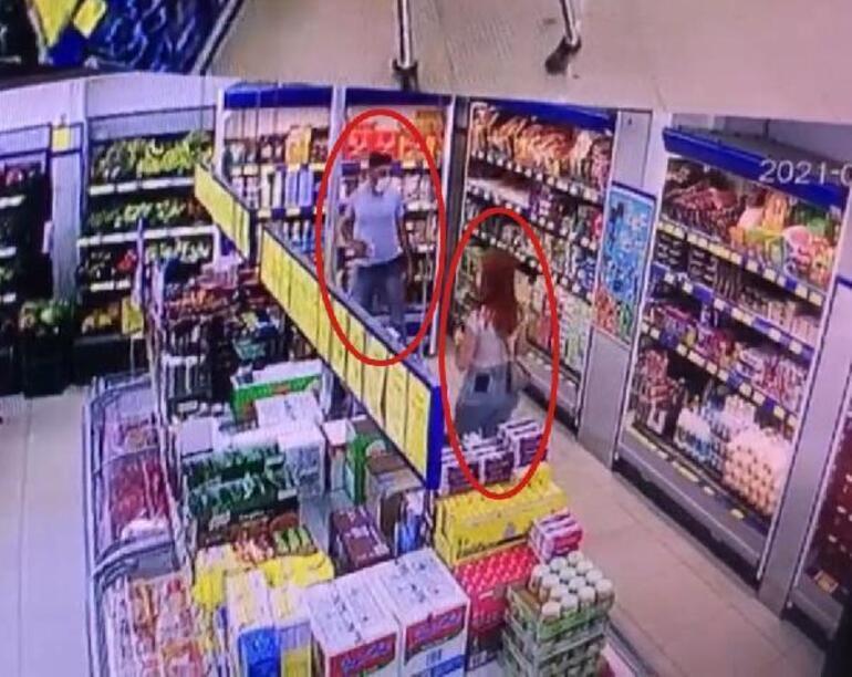 Market sapığı yakalandı İfadesi şoke etti